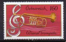 ÖSTERREICH 2012 MiNr 3247 ** Musikinstrumente (Wiener Trompete) 404