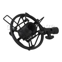 Metal Mic Shock Mount Small Diameter Microphone Holder Clip for 25mm Micro