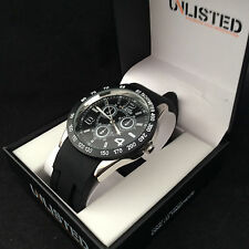 Kenneth Cole Unlisted Mens Analog  Watch UL 1204