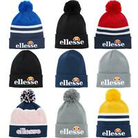 Ellesse Beanie Hats, Bobble Hats - Assorted - Black, Blue, Grey, Green