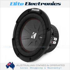 "KICKER 43CWR84 COMPR SERIES 8"" DUAL 4-OHM 300W RMS SUBWOOFER"