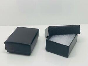 Black Gift Box Earrings Charms Small Present Gift Jewellery Wholesale Bulk Buy