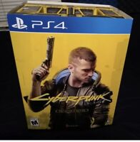 Cyberpunk 2077 Collector's Edition PS4 [New Unopened] Console