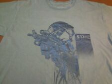 5.11 Tactical  Sniper Graphic  Green T Shirt  Large    L21