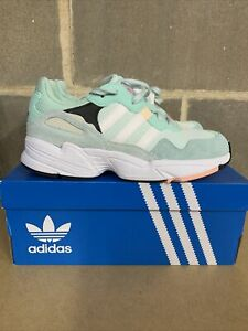 Adidas Originals Yung-96 J Size 3.5 Trainers Brand New