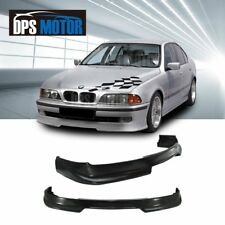 ASR Urethane Front Bumper Lip Chin Spoiler Body kits For 97-00 BMW E39 5-Series