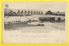 cpa FRANCE BANDOL (Var) Viaduc et Pont sur la REPPE à MEYNIS de PAULIN de PARIS
