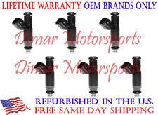 *Lifetime Warranty* BEST UPGRADE 4-Hole Spray Nozzle 3.5L V6 Fuel Injector Set