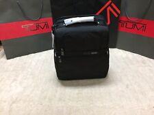 Tumi New Compact Laptop 0263177D4 Black  Nylon Backpack