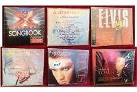 Music CD Various Old & New Elvis Tom Jones & Others