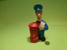 GROSVENOR WOODLAND POSTMAN PAT - TV SERIES POST ER BLUE - RARE SELTEN - GOOD