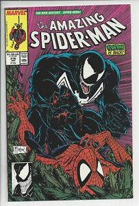 Amazing Spider-Man #316 NM (9.6) 1st Appearance Venom on Cover