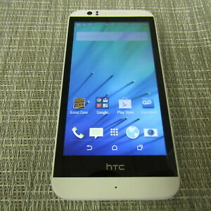 HTC DESIRE 510, 4GB - (BOOST MOBILE) CLEAN ESN, WORKS, PLEASE READ!! 42296