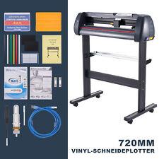 720mm Schneideplotter Folienplotter Vinyl Cutter Kunsthandwerk Zeichen Plotter