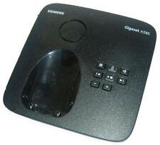 Siemens Gigaset Basis A585 A 585 mit Anrufbeantworter für A58H schwarz Netzteil