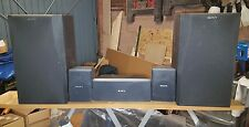 sony surround sound Speaker system Perfect Condition Working Ss-e300, Ss-Cn15