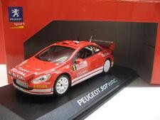 NOREV  73793 PEUGEOT 307 WRC 2005 #8 GRÖNHOLM