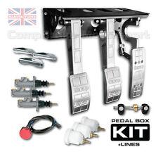 Pedal de sesgo Universal topmounted premire Caja Kit CMB6667-Hyd-Ali