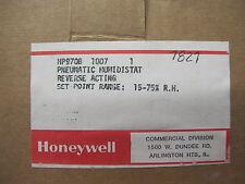 Honeywell HP970B 1007 ,Pneumatic Humidistat,NEW