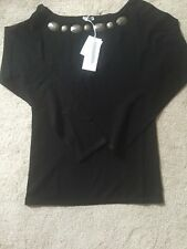 Byblos Sweater NWT size:large