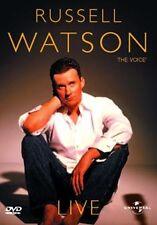 DVD:RUSSELL WATSON - LIVE IN NEW ZEALAND - NEW Region 2 UK