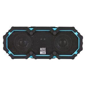 Altec Lansing Mini Life Jacket 2 - Bluetooth Speaker (Blue/Black) [iMW477] NEW