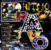 Bravo Hits 10 (1995) Marky Mark, DJ Bobo, Scooter.. [2 CD]