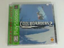 Cool Boarders 2 PlayStation PS1 Brand New Sealed