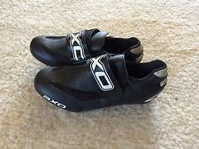 Axo Altis3 Cycling Women's Shoes Black US Size 4.5 EUC 37