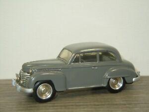 1952 Opel Olympia - Tin Wizard Danhausen 1:43 *47067