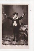 Max Darewski Child Music Prodigy Vintage RP Postcard 337b