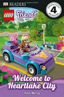 DK Readers L4: LEGO Friends: Welcome to Heartlake City by Helen Murray