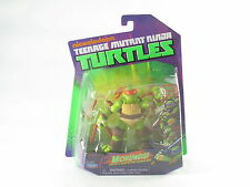 Teenage Mutant Ninja Turtles Michelangelo Nickelodeon Series TMNT MOSC New