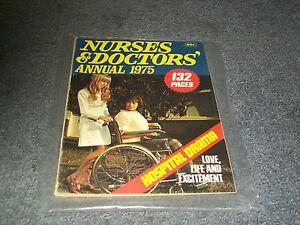 Nurses+Doctors Annual 1975-Sealed in Bag