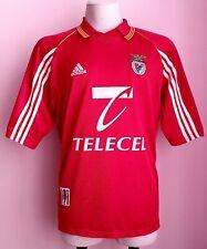 Benfica1999 - 2000 Home football Adidas shirtsize XL