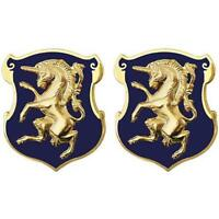 Army Unit Crest  DUI 6th Cavalry Regiment     (Made in USA)