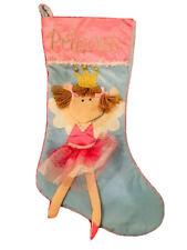 18 In Sugar Plum Fairy Nutcracker Christmas Stocking