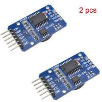 Raspberry Pi Real Time Clock RTC DS1307 AT24C32 Modul Echtzeituhr für Arduino