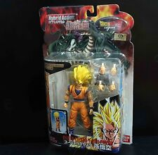 Bandai DragonBall Z DBZ Hybrid Action Super Saiyan 3 SS3 Goku ACTION FIGURE #JH6