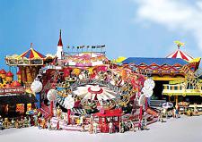 NEW HO Faller FLIPPER ROUNDABOUT Amusement Park Ride :Circus Building KIT 140439