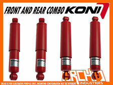 TOYOTA LANDCRUISER 40 SERIES 74-86 KONI ADJUSTABLE FRONT & REAR SHOCK ABSORBERS