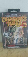 Dragon's Fury Per Sega mega drive  Completo,come Nuovo