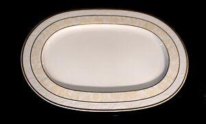 Beautiful Villeroy Boch Heinrich Ivoire Large Oval Platter