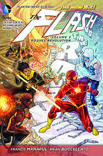 THE FLASH VOLUME 2 ROGUES REVOLUTION NEW 52 TRADE PAPERBACK DC COMICS