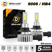 2X 9006 HB4 6000K 120W 24000LM LED Headlight Conversion Kit High Low Beam Bulb