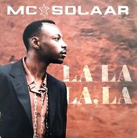MC Solaar CD Single La La La, La - France (EX/M)