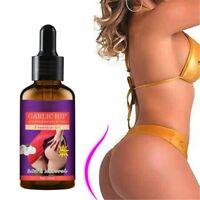 1pc Enhancement Crème Élargissement Fermeté Massage Essence Huile Fesse 30ml