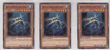 Yu-Gi-Oh 3x Squalo Reale degli Abissi TU05-IT013 Comune ITA