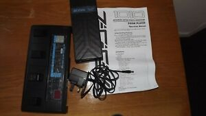 Zoom 1010 Electric Guitar & Bass Multi Effects Pedal.