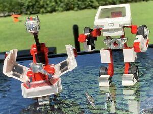 Vintage 1982 Transformers G1 Ratchet Takara Complete